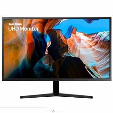 """全新 Samsung U32J590UQE 32""""UHD 4k QLED顯示器"""