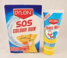 英國 Dylon 衣物 洗衣組:1份 被誤染去色劑+1份 旅遊外出 專用洗衣精 ( 洗衣 專用)
