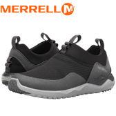 【MERRELL 美國 男款 ISIX8 MESH MOC 健行鞋《黑》】ML91363/休閒鞋/健行/運動鞋★滿額送