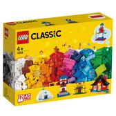 樂高 LEGO 11008 顆粒與房屋