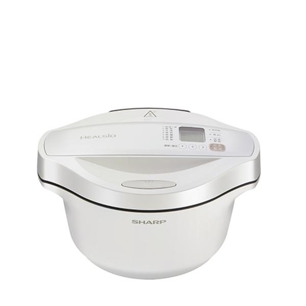 回函贈SHARP夏普2.4公升0水鍋無水鍋調理鍋KN-H24TB(W)