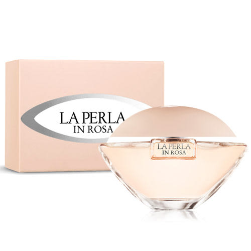 LA PERLA In Rose 裸色玫瑰女性淡香水80ml【UR8D】