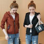 $388出清 韓國學院風百搭休閒棒球服學生夾克單品外套
