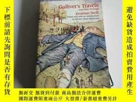 二手書博民逛書店Gulliver s罕見Travels and Other W
