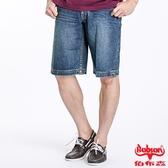 BOBSON 男款寬版牛仔短褲(131-53)