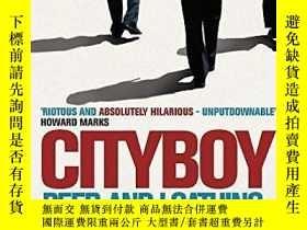二手書博民逛書店罕見CityboyY256260 Geraint Anderson Headline 出版2008
