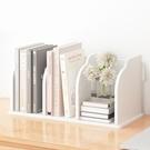 書架 簡易兒童置物架桌上學生用簡約落地組裝桌面小書架書柜創意收納TW【快速出貨八折下殺】
