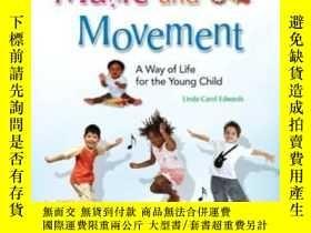 二手書博民逛書店Music罕見And Movement: A Way Of Life For The Young Child (7
