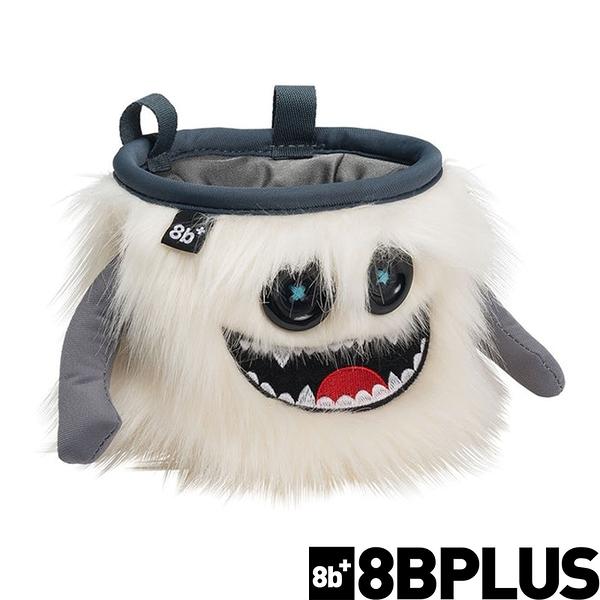 【8BPLUS】8b+ Chalk Bag 毛怪隨身置物袋『曼尼』101034 戶外 攀岩 束口袋 腰袋 岩粉袋 抱石束口袋