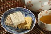 雪花齋-雪花糕(綠豆糕)12入,豐原伴手禮,台中名產,節慶禮盒