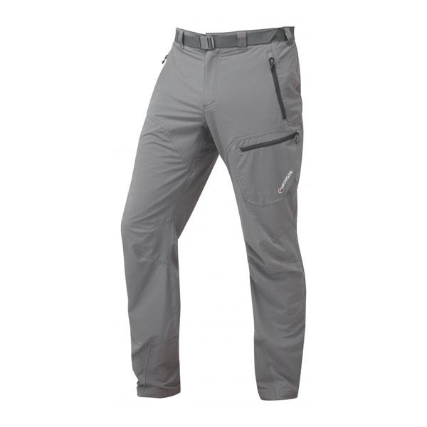 [MONTANE] Alpine Trek Pants (男) 高山健行 輕量彈性褲 中版 MC灰藍 (MATRRMER)