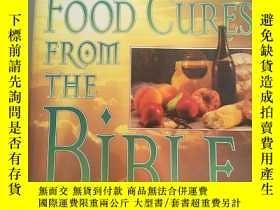 二手書博民逛書店Miracle罕見Food Cures FROM THEY238