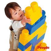 日本PEOPLE-全身體感大積木Neo(1歲)