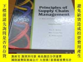 二手書博民逛書店Principles罕見of Supply Chain Mana