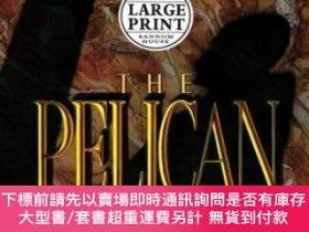 二手書博民逛書店The罕見Pelican Brief (random House Large Print)Y256260 Jo
