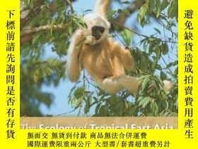 二手書博民逛書店The罕見Ecology Of Tropical East AsiaY256260 Richard T. Co