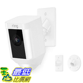 [8美國直購] 攝影機 Ring Spotlight Cam Mount HD Security Camera, White
