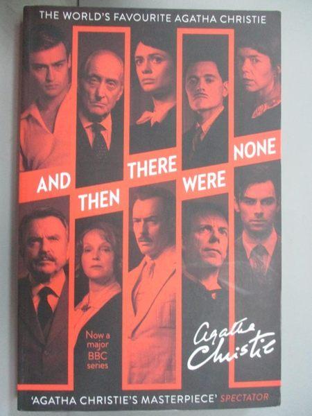 【書寶二手書T5/原文小說_LOQ】And Then There Were None [TV tie-in editio