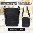 THE TOPPU 韓國品牌 C5TP057525 隨行小包包 簡約側背包 肩背包 旅遊包 隨行包 散步包 黑色 桔子小妹