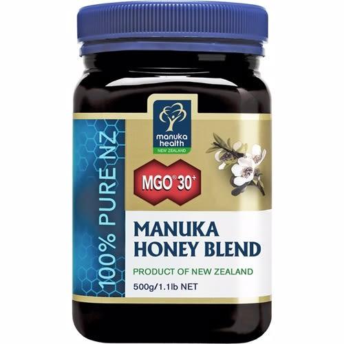 【蜜紐康manuka health】麥蘆卡蜂蜜 MGO™30+ 500g