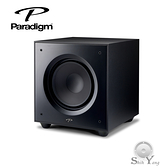 加拿大 Paradigm DEFIANCE V12 重低音喇叭 【公司貨保固】另有 V8 V10 系列 (NT-S)