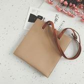 大包包2018新款歐美復古簡約公文包時尚手提單肩包潮托特斜挎女包
