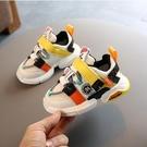兒童男鞋 兒童網鞋女1-3-5歲半2男童運動鞋嬰幼兒軟底學步鞋子小童單鞋【快速出貨八折下殺】