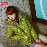 FOXFRIEND 女款極暖羽絨外套 418