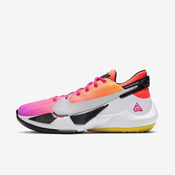 Nike Zoom Freak 2 Ep [DB4738-600] 男鞋 運動 籃球 緩衝 靈敏 輕量 親子 穿搭 橘黑