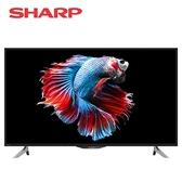 [SHARP 夏普]40吋 4K智慧連網顯示器 4T-C40AH1T