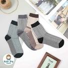 【正韓直送】韓國襪子 簡約千鳥格中筒襪 ...