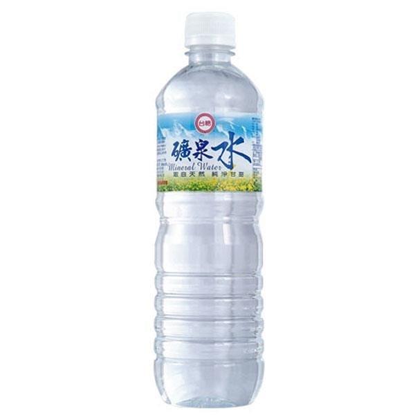 【南紡購物中心】【台糖】礦泉水x10箱(600mlx24瓶/箱)