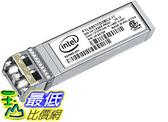 [107美國直購] Intel Ethernet SFP+ SR Optic INTEL ETHERNET SFP+ SR OPTIC MODULE 10GB 1 x 10GBase-SR