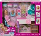 《 MATTEL 》芭比健康生活美容遊戲組 / JOYBUS玩具百貨
