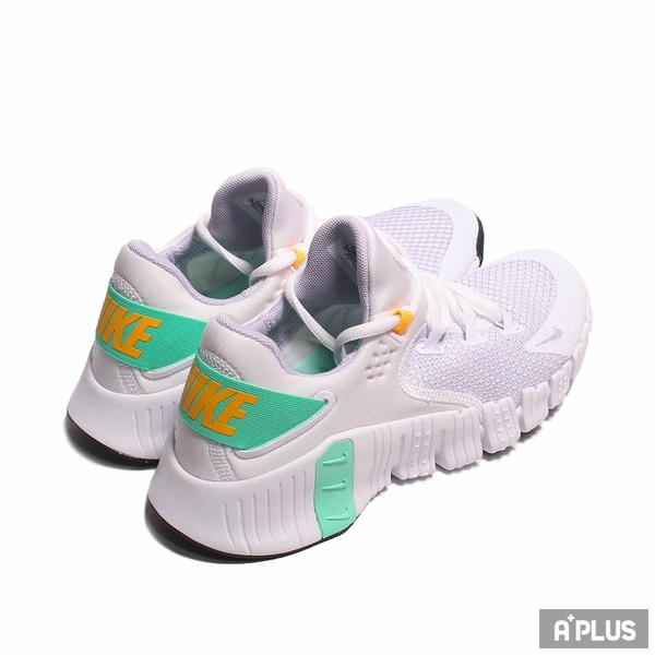 NIKE 女 慢跑鞋 W NIKE FREE METCON 4 白紫綠橘 健身 包覆-CZ0596135