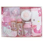 【佳兒園婦幼館】HELLO KITTY 凱蒂貓禮盒(PES奶瓶)