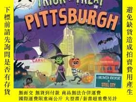 二手書博民逛書店Trick罕見or Treat in Pittsburgh: A