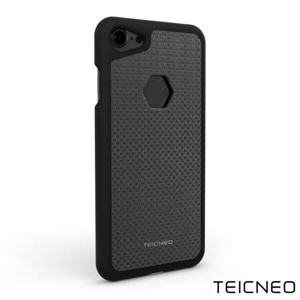 TeicNeo 航太鋁合金手機保護殼 - 紳士 (iPhone 7魔力黑)