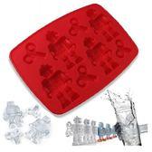 製冰盒 機器人冰格模型冰盒模具 B7J026 AIB小舖