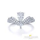 GIA鑽石戒指 DSI2 18K金台 亞...