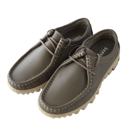 ORWARE輕飄系超輕概念休閒鞋 / 女 Y8642-05 (鐵灰)