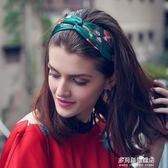 韓國頭飾甜美森女系洗臉頭巾寬邊個性歐美網紅超仙編辮子神器 多莉絲旗艦店