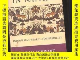 二手書博民逛書店A罕見NATION IN WAITINGY24040 Adam Schwarz TALISMAN 出版200