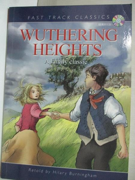 【書寶二手書T6/語言學習_DAV】Huthering heights_Emily Bronte