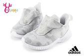 adidas FortaRun AC I 慢跑鞋 小童 透氣 迷彩 寶寶運動鞋 Q9308#灰◆OSOME奧森童鞋