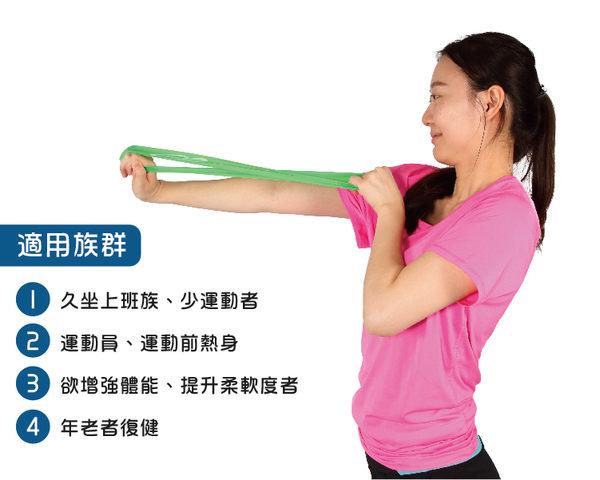 《0.4/0.6/0.9mm》瑜珈健身彈力圈/健身帶/彈力帶/拉力圈/乳膠拉帶/有氧運動
