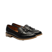 ORWARE-知性復古低跟鞋662004-02黑