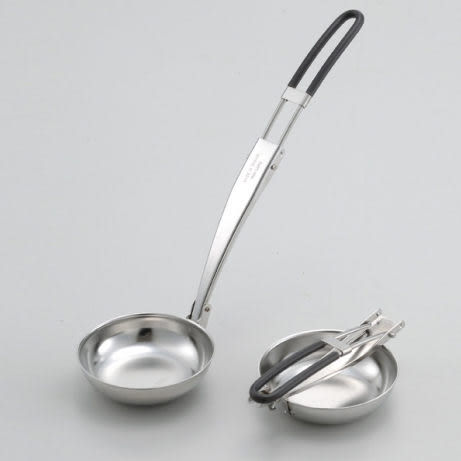 Wen Liang 文樑 ST-2016 不鏽鋼折疊式湯匙(單支) Folding Spoon 台灣製 輕巧好攜帶