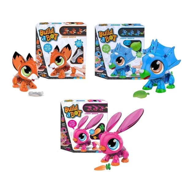 【P&P GAMES】可愛機甲獸-兔寶 BB16448/狐狸 BB16449/三角龍 BB16450