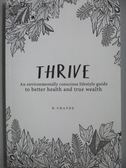 【書寶二手書T5/原文書_YDU】Thrive_Kamea Chang